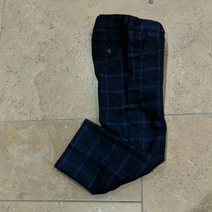 Janie and Jack boy's pants. Navy. Size 4.